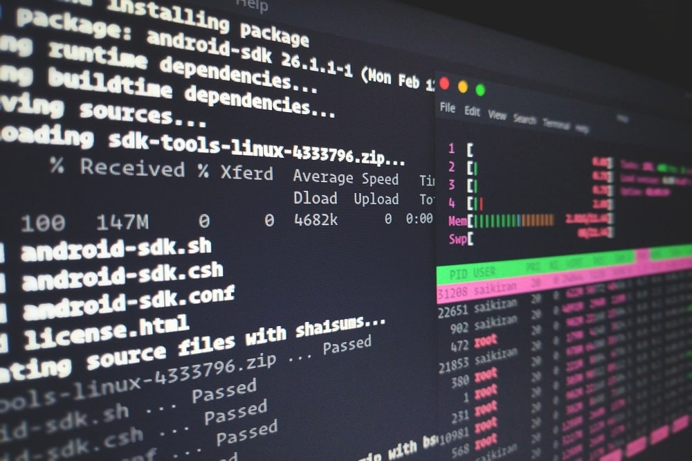 linux pos sytems