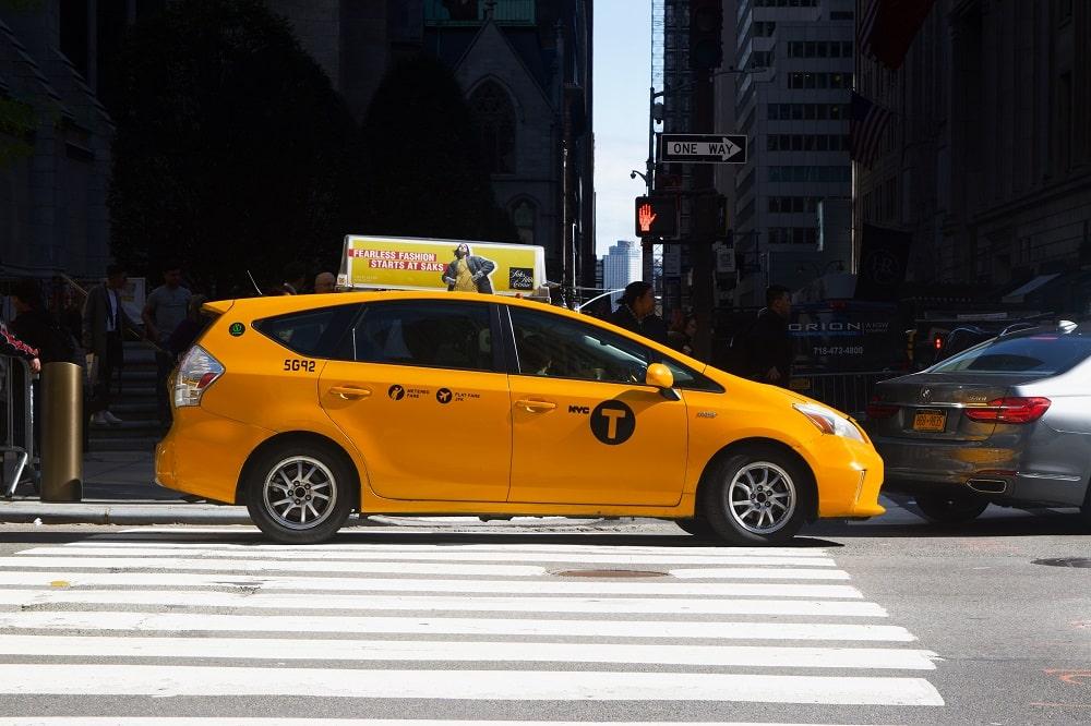 taxi pos
